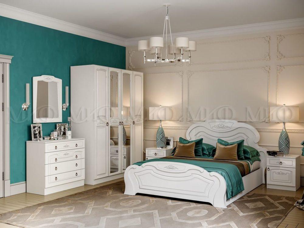 купить модульный спальный гарнитур