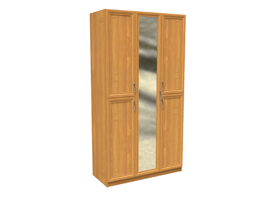 шкаф с зеркалом купить