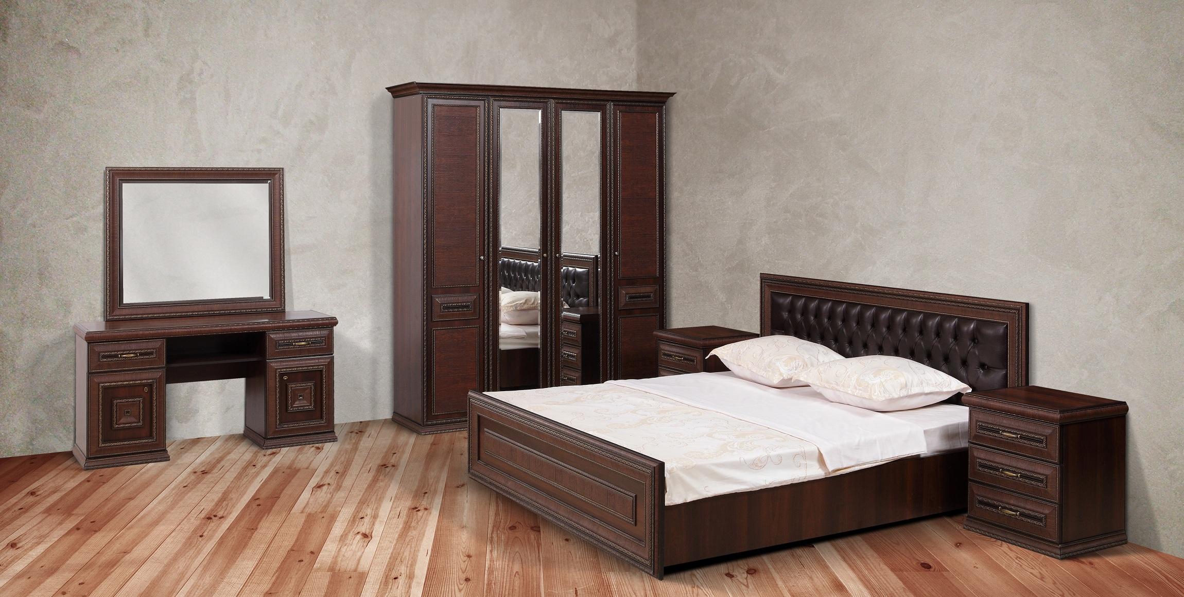 спальни спальные гарнитурымодульные спальнисалон мебели Karpov Kmv