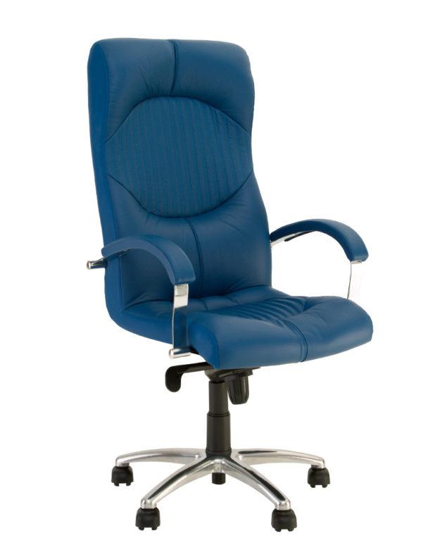 кресло GERMES_steel_chro
