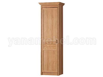 шкаф 1 дверный Лючия модуль 182 дверный дуб ридинг