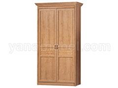 шкаф 2-х дверный лючия мод,181 (дуб ридинг)