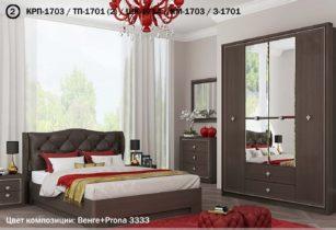 спальня Эйми венге