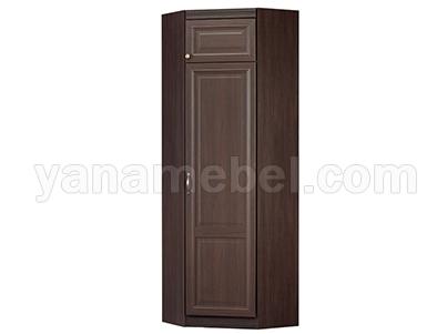Диана мод.341 Шкаф угловой (Нортон темный)