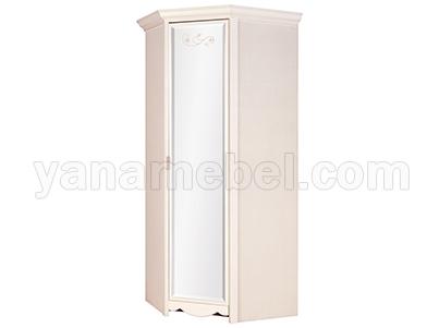Каролина мод.690 Шкаф угловой с зеркалом