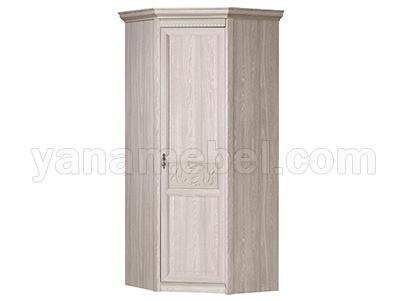 Лючия мод.183 Шкаф угловой без зеркала (Дуб Оксфорд Серый)