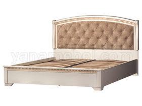 Парма мод.805 Кровать 1600 (Крем)