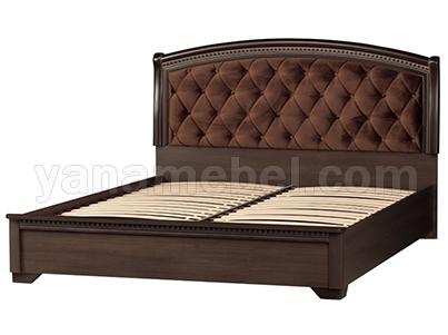Парма мод.805 Кровать 1600 (Нортон темный)
