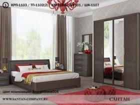 Спальня Камелия Матрикс