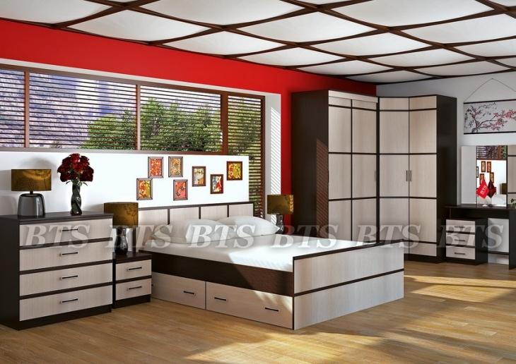 купить спальню в Пятигорске недорого