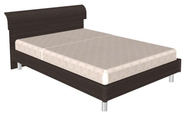 Кровать (сп.м.:1400х2000) КР-105