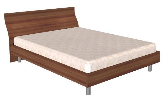 Кровать (сп.м.:1400х2000) КР-111