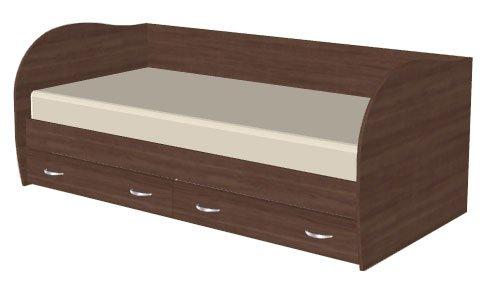 Кровать (сп.м.:900х1900) КР-113