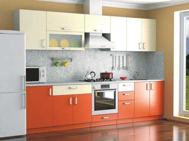 модульные кухни прямые угловые