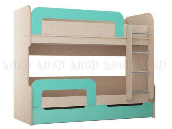 Кровать-чердак Юниор-1