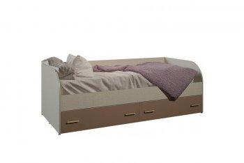 кровать с ящиками кр-01