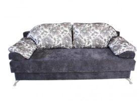диван без подлокотников