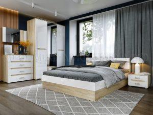 спальня Ким модульная