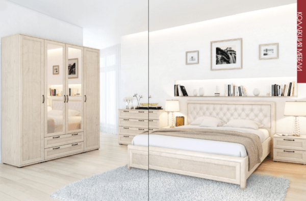 модульная спальня Рандеву