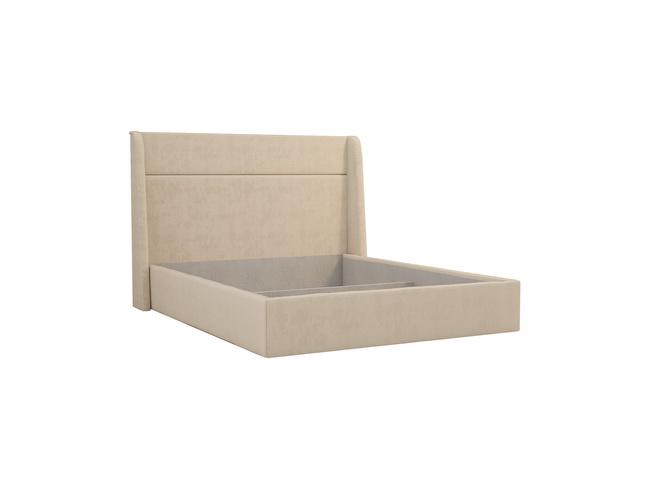 кровать Бруклин 1,6 карамель велюр