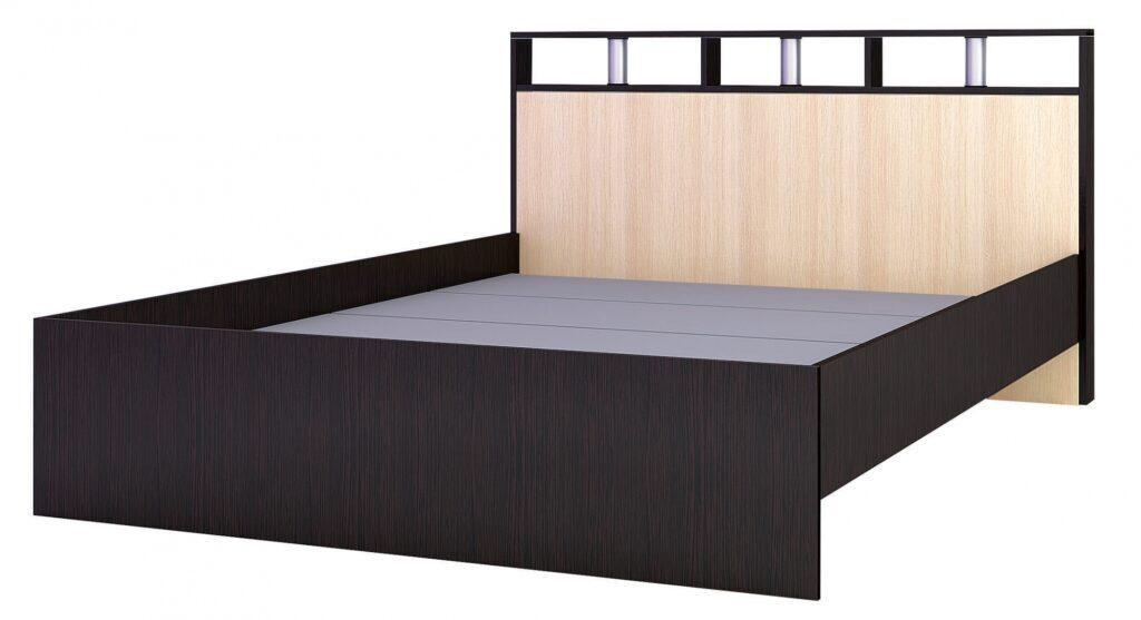 кровать ненси 2 спальное место 160/200